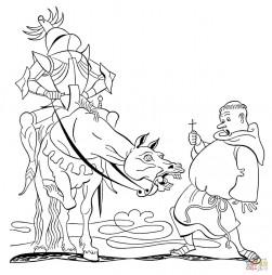 Рыцарь и священник