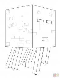 Гаст из Майнкрафт
