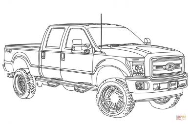 Грузовик 2014 Ford F250