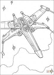 Звёздный истребитель T-65 «X-wing»