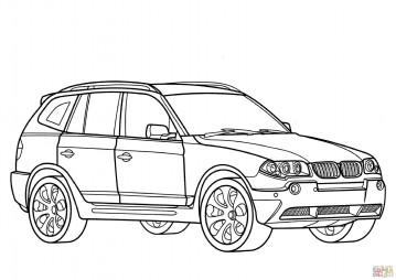 Внедорожник BMW X3