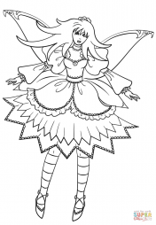 Готическая фея