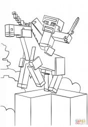 Единорог из Майнкрафт