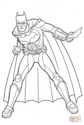 Бэтмен - крестоносец в плаще