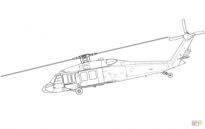 Сикорский UH-60 «Блэк Хок