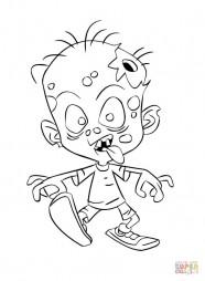 Мальчик-зомби