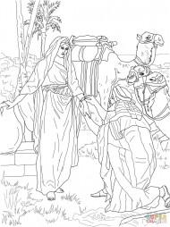 Моисей и Сепфора
