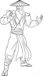 Бог Грома из Martal Kombat