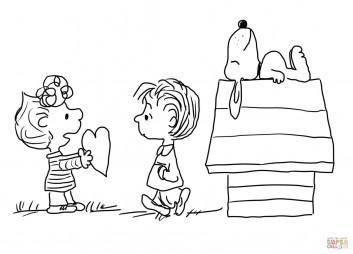 Чарли Браун и День святого Валентина