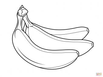 Кисть бананов