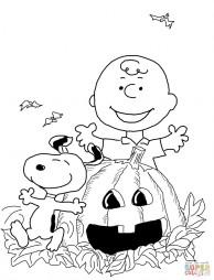 Хеллоуин Чарли Брауна