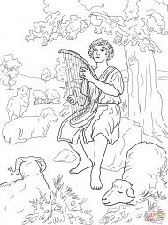 Пастух Давид