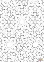 Исламский узор