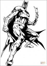 Бэтмен с бумерангом