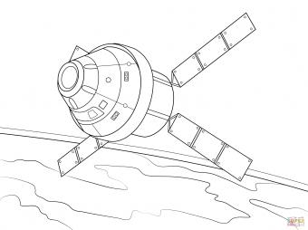 Космический корабль «Орион»