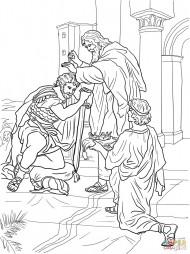 Коронация Давида