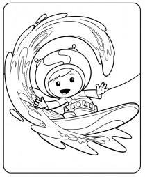 Гео на серфинге