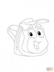 Рескью-Пак - рюкзак-выручалочка для Диего