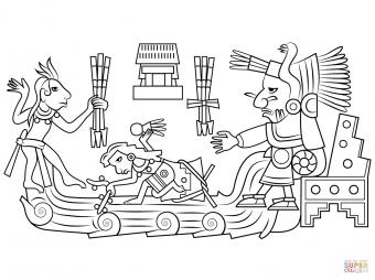 Чальчиутликуэ - ацтекская богиня воды