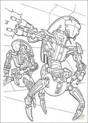 Дроидека - дроид-разрушитель