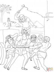 Египетское порабощение израильтян