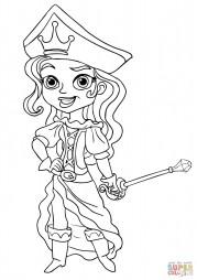 Раскраска Принцесса Каденс, распечатать или скачать из ...