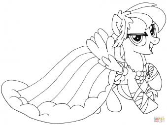 Мой маленький пони: Радуга Дэш
