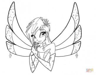 Текна - фея-хранительница