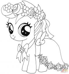 Мой маленький пони: Скуталу пони