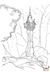 Башня Рапунцель