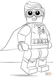 Робин из Лего Фильма: Бэтмен