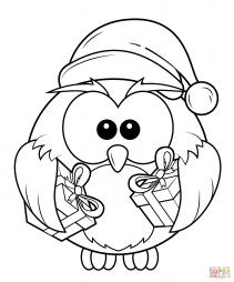 Рождественский филин