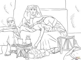 Смерть первенца фараона
