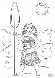 Принцесса Моана