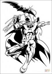 Бэтаранг - уникальное оружие-бумеранг Бэтмена