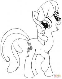 Мой маленький пони: Чирайли