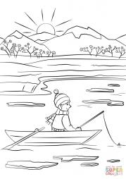 Весенняя рыбалка