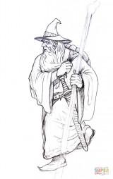 Волшебник Гэндальф