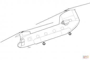 Боинг CH-47 «Чинук»