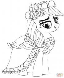 Мой маленький пони: Эпплджек