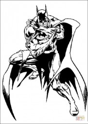 Защитная поза Бэтмена