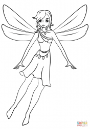Пикси фея
