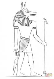 Анубис - бог смерти