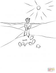 Рассказчик рассуждает о земных фонарщиках