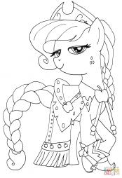 Принцесса Эпплджек