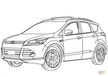Кроссовер 2012 Ford Focus Sport