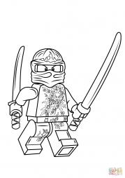 Кай Nrg из Lego Ninjago